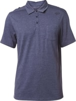 Legacy Polo Shirt, heather navy