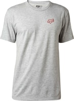 Observed Ss Premium Tee, heather grey