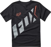 Youth Seca Wrap Ss Tee, black