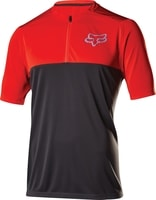 Altitude Jersey Red/Black
