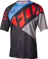 Demo Ss Seca Jersey Black/Grey/Red