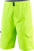 Youth Ranger Cargo Short Flo Yellow