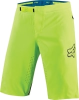 Attack Short Flo Yellow