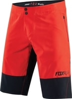 Altitude Short No Liner Red/Black