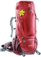 Aircontact PRO 55 + 15 SL cranberry-aubergine