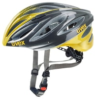 Boss race anthracite-yellow