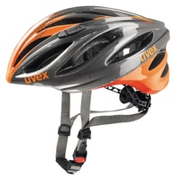 Boss race grey-neon orange