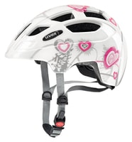 Finale junior led heart white pink