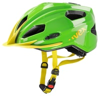 Quatro junior green-yellow