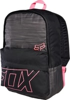 Covina Cornered Backpack Black 22l