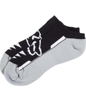 Perf No Show Socks - 3 Pack Black
