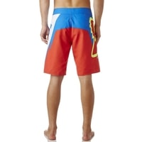 Motion Creo Boardshort Flame Red
