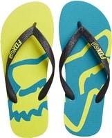 Beached Flip Flop Flo Yellow