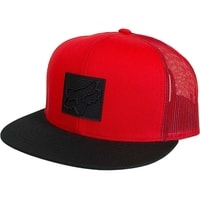 Foretell Snapback Flame Red