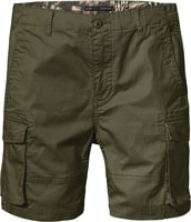Goodstock Cargo Walkshort, dark olive