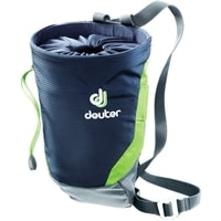 Gravity Chalk Bag II L navy-granite