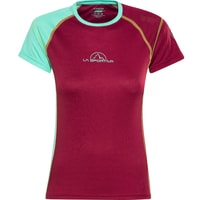 MR Event Tee Women berry/mint
