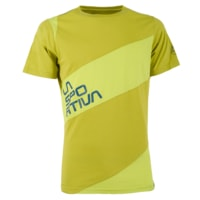 Slab T-Shirt Men citronelle/sulph