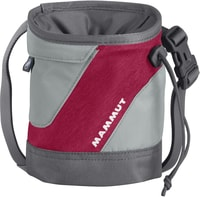 OPHIR CHALK BAG dark magenta-iron