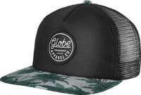 Expedition Trucker Snap Back Nep/Green Palms
