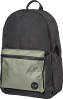 Dux Deluxe III Backpack 18 Black/Army