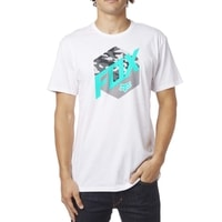 Kasted Ss Tee, optic white akce