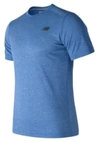 MT53091EBH SS Heather Tech Tee