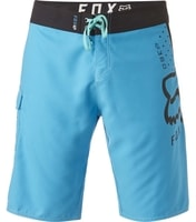 360 Solid Boardshort Acid Blue
