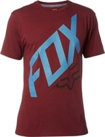 Closed Circuit Ss Tech Tee Heather Red