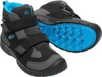 HIKEPORT MID STRAP WP JR black/blue jewel