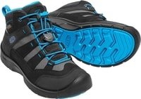 HIKEPORT MID WP JR black/blue jewel