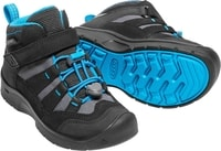 HIKEPORT MID WP K black/blue jewel