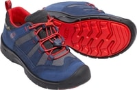 HIKEPORT WP JR blues/firey red