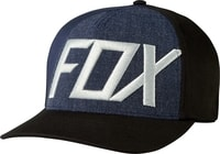 Blocked Out Flexfit, black