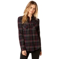 Flown Flannel, midnight