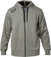 Reformed Sherpa Zip Fleece, heather graphic