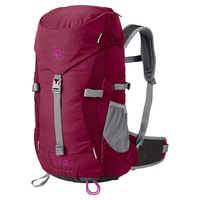 KIDS ALPINE TRAIL dark ruby