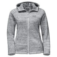 AQUILA HOODED JACKET WOMEN grey haze
