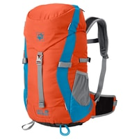 KIDS ALPINE TRAIL Mango orange