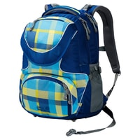 RAMSON 26 PACK blue woven check