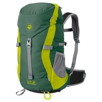 KIDS ALPINE TRAIL Palm green