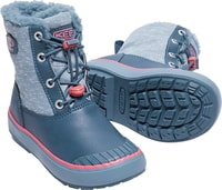 ELSA BOOT WP K captains blue/sugar coral