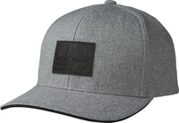 Abyssmal 110 Snapback Heather Grey