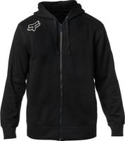 Reformed Sherpa Zip Fleece Black