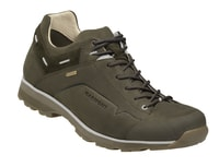 MIGUASHA LOW NUBUK GTX W olive green/light grey