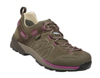 SANTIAGO LOW GTX W brown/fucsia
