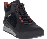 BURNT ROCK MID WTPF black
