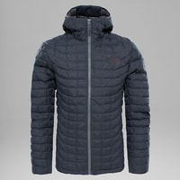 Thermoball Hoodie Jacket, tnf black / fusebox grey