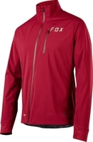 Attack Pro Fire Ss Jacket, dark red