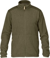 81765 Sten Fleece, 633/dark olive